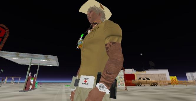 Ranger Slatan Dryke 2
