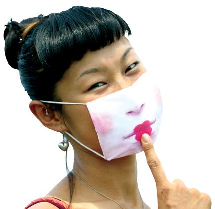mask geisha