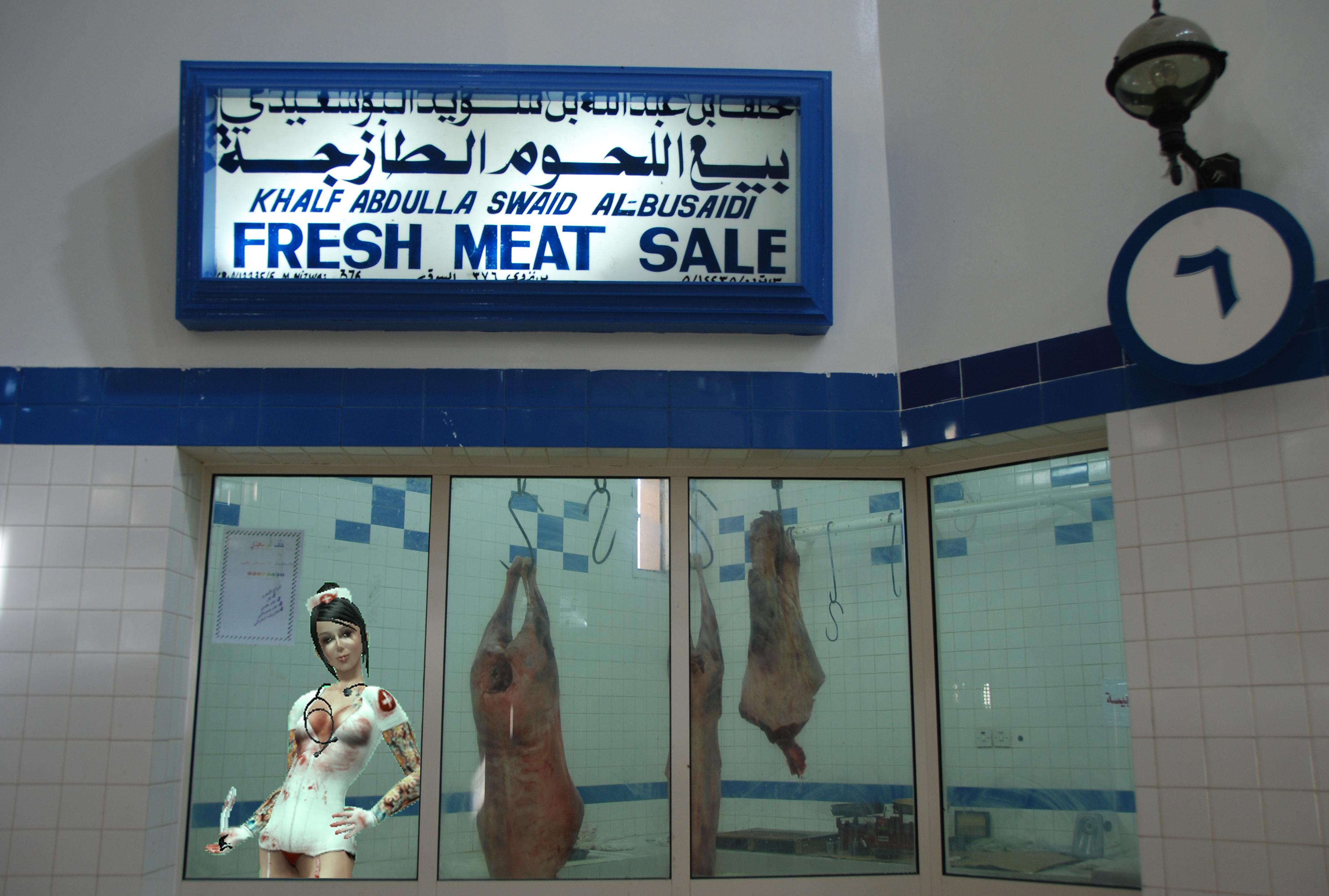 Fresh Meat Sale