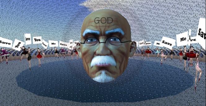 Save God