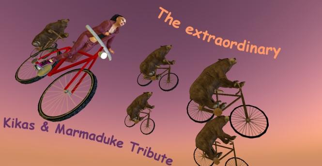 Kikas & Marmaduke Tribute