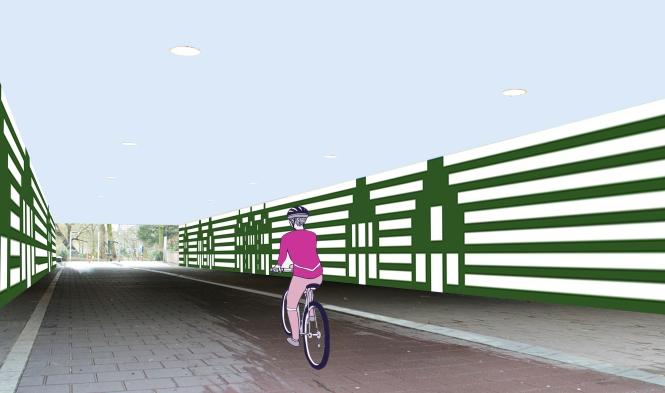2- De Zaanse tunnel 04-04-2016